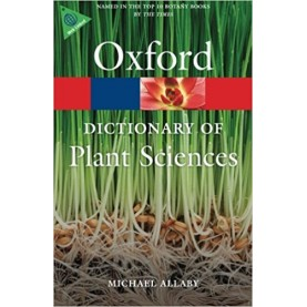 DICT OF PLANT SCIENCES 3E by MICHAEL ALLABY - 9780199600571