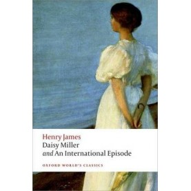 DAISY MILLER & INT'L EPISODE OWC by HENRY JAMES - 9780199639885