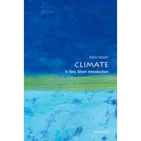 CLIMATE VSI by MARK MASLIN - 9780199641130