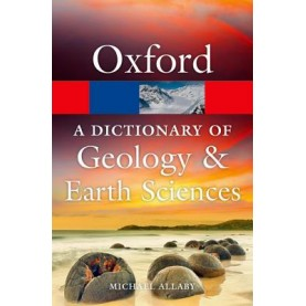 DICT GEOLOGY & EARTH SCI by ALLABY, MICHAEL - 9780199653065