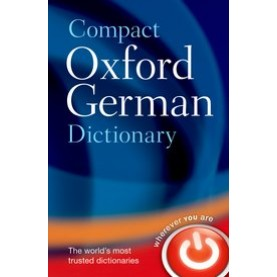 COMPACT OXF GERMAN DICTIONARY by OXFORD DICTIONARIES - 9780199663125
