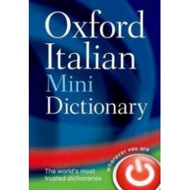 COMPACT OXF ITALIAN DICTIONARY by OXFORD DICTIONARIES - 9780199663132