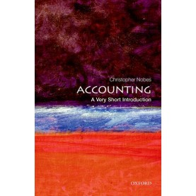 ACCOUNTING VSI by CHRISTOPHER NOBES - 9780199684311