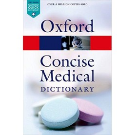 CON MED DICT 9E OPR by EDITED BY MARTIN - 9780199687817