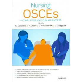 NURSING OSCES P by EDITED BY CABALLERO, CREED - 9780199693580