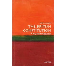 BRITISH CONSTITUTION VSI by MARTIN LOUGHLIN - 9780199697694
