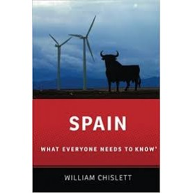 SPAIN by WILLIAM CHISLETT - 9780199936465