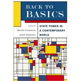 BACK TO BASICS by MARTHA FINNEMORE, JUDITH GOLDSTEIN - 9780199970094