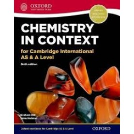 CHEMISTRY IN CONTEXT 6TH  EDN by HILL - 9781408514962