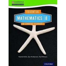 CAMBRIDGE MATHS 1 STAGE 8 PUPIL BOOK by PEMBERTON - 9781408519868