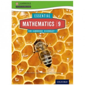 CAMBRIDGE MATHS 1 STAGE 9 PUPIL BOOK by PEMBERTON - 9781408519899