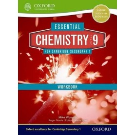 CHEMISTRY FOR CAMBRIDGE SECONDARY 1 STAG by WOOSTER - 9781408520741