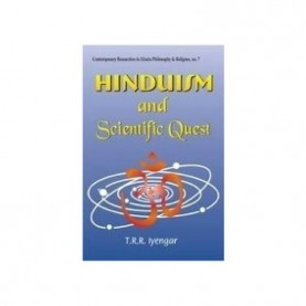 Hinduism and Scientific Quest by T.R.R. Iyengar - 9788124600771