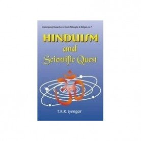 Hinduism and Scientific Quest by T.R.R. Iyengar - 9788124604496