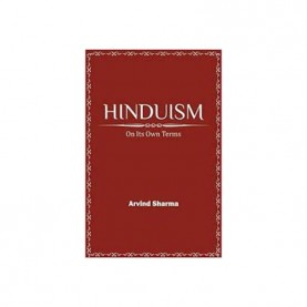 Hinduism on its Own Terms by Arvind Sharma - 9788124608395