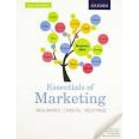 ESSENTIALS OF MARKETING by BAINES - 9780198734765