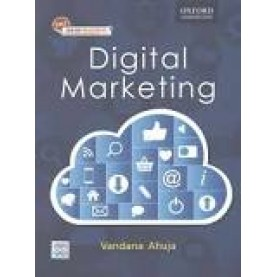 DIGITAL MARKETING by VANDANA AHUJA - 9780199455447