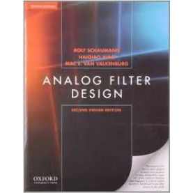 ANALOG FILTER DESIGN,INDIAN 2E by SCHAUMANN - 9780198098911