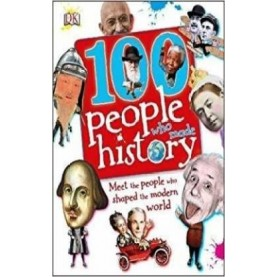100 People Who Made History - 9780241376591