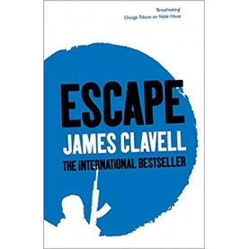 ESCAPE-James Clavell- Hodder & Stoughton General Division-9780340899632