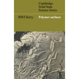 POLYMER SURFACES-Cherry-Cambridge University Press-9780521297929
