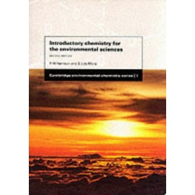 INTRO CHEMISTRY ENVIRONMENTAL-Harrison-CAMBRIDGE UNIVERSITY PRESS-9780521484503