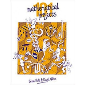 101 MATHEMATICAL PROJECTS - 9780521671408