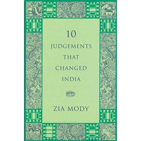10 Judgements That Changed India - 9780670086627