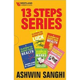 13 Steps Series Box Set - 9789388689144