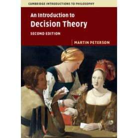 An Introduction to Decision Theory,PETERSON,Cambridge University Press,9781107151598,