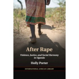 After Rape,Holly Porter,Cambridge University Press,9781316631867,